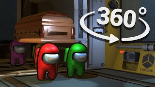 Among Us Coffin Dance 360° Video
