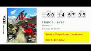 Honda Fever DS Countdown