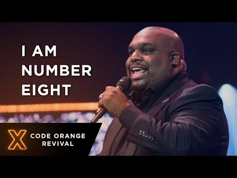 I Am Number 8 Pastor John Gray