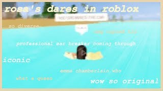 dares in roblox but better (i know so original)
