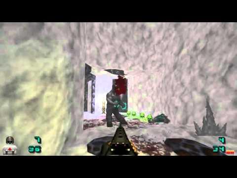 BZ Plays Winter's Fury w Brutal Doom  Part 1