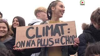 Vannes: Youth For Climate - Bretagne Télé