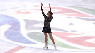 (66.77) Софья Самодурова / Sofia Samodurova - Ice Star 2020 - Minsk - Senior Ladies SP- 31.10.2020