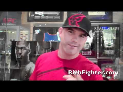 $2700 Belt Buckle? WTF - www.Richfighter.com - How to get MMA sponsors