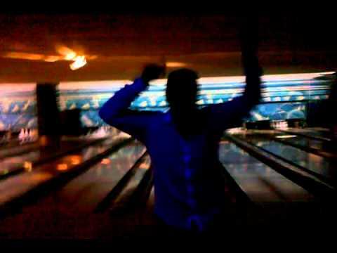 Best bowling shot. argentina