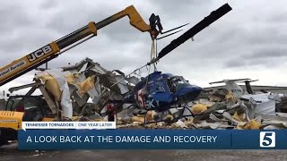 March Tornado: A look back at the damage and recovery