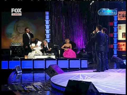 Popstar mikdat Akbulut fox tv popstar alaturka 2009