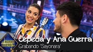 Ana Guerra cuenta su anécdota con un dron grabando Sayonara - El Hormiguero 3.0