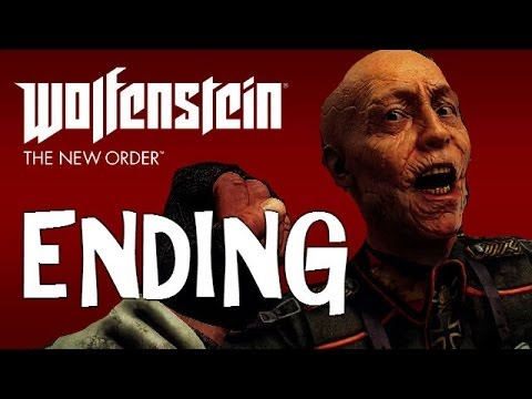 wolfenstein the new order gameplay pc ending a relationship