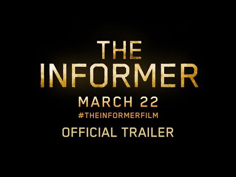 The Informer trailers