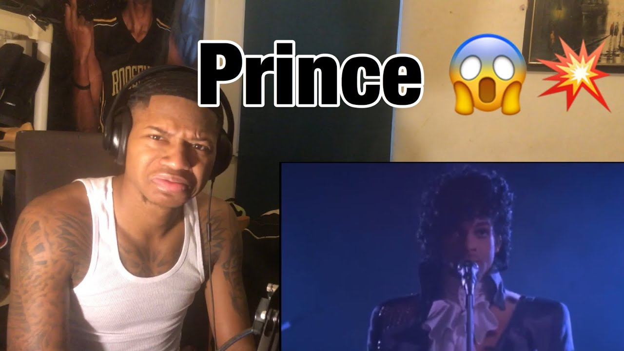 FIRST TIME HEARING Prince - Purple Rain (Official Video) REACTION