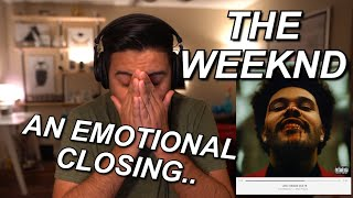 THE WEEKND - UNTIL I BLEED OUT REACTION | A SORROWFUL END TO A GREAT ALBUM