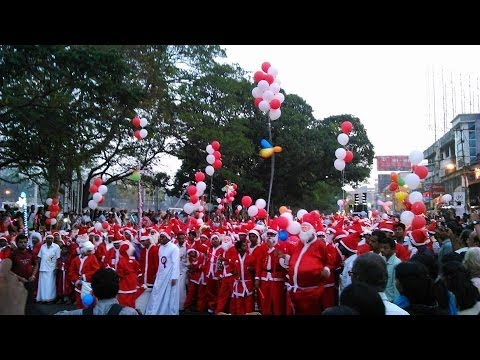 Buon Natale Thrissur.Buon Natale Merry Christmas Thrissur 2013