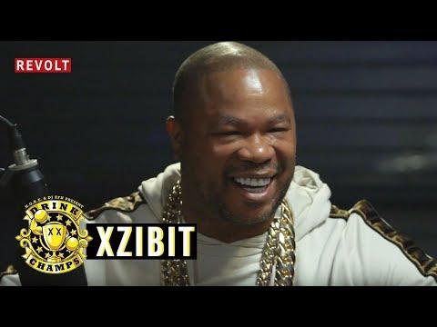 XZIBIT | Drink Champs (Full Episode)