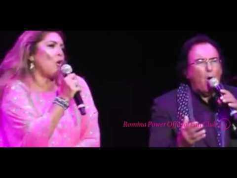 Al Bano e Romina Power Roma 28 luglio 2017 Ci Sarà