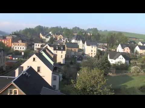 Thalheim im Erzgebirge - Vogelperspektive