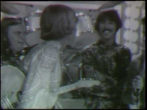 American Bandstand 1967 Interview Strawberry Alarm Clock
