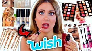 PROBANDO PRODUCTOS BARATOS DE WISH 😱 ¿SON UN FRAUDE?
