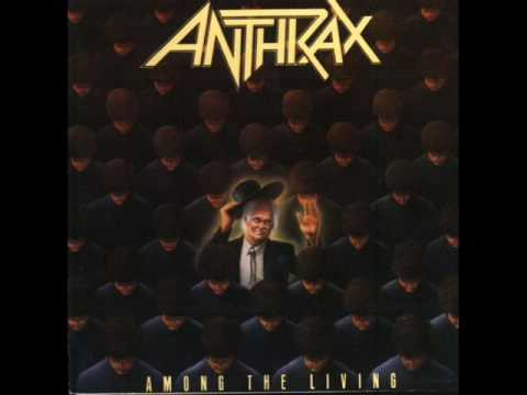 Anthrax - A Skeleton in the Closet (Studio Version)