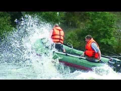 лодка комбат 360 видео