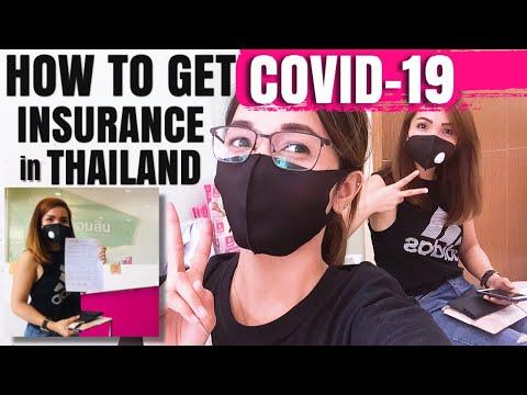 THAILAND UPDATE: BANGKOK SHUTDOWN  HOW TO GET COVID19 HEALTH INSURANCE IN THAILAND