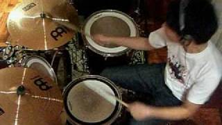 Any Way You Want It (Journey) Drum Cover by Ryan