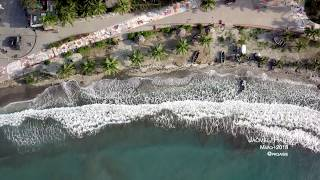 Jacmel, Haiti - 4K Drone March 2018