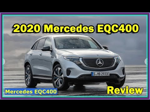 Mercedes Benz EQC 2019 in Las Vegas: Yes, A I  do