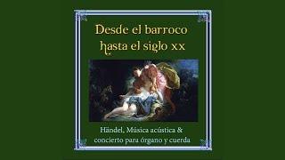 Water Music Suite No 1 In F Major HWV 348 IV Andante Espressivo