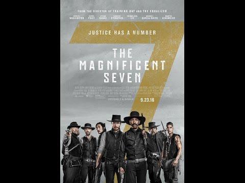 """The Magnificent Seven"" (2016) NON-SPOILER Review"