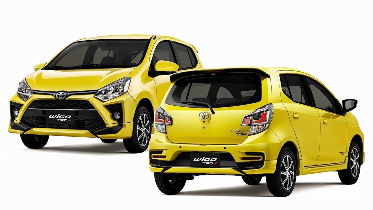 Design und Bewertung Toyota Wigo 2021 Philippines