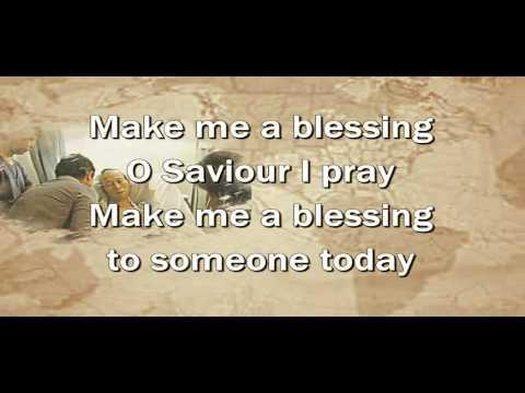 Make Me a Blessing(Instrumental)
