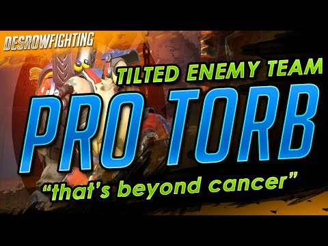 """That's beyond cancer"" TILTED TEAM CANT BEAT ATTACK TORB"
