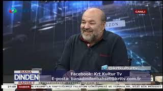 Bana Dinden Bahset - R. İhsan Eliaçık - 21 Aralık 2018 - KRT TV