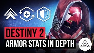 Destiny 2 | best armor stats + mobility, resilience & recovery in depth