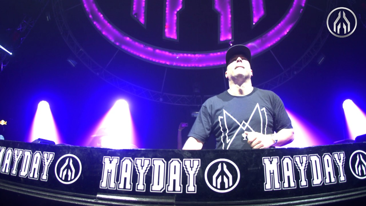 """Mayday """"True Rave"""" 2017 / Charly Lownoise & Mental Theo"""
