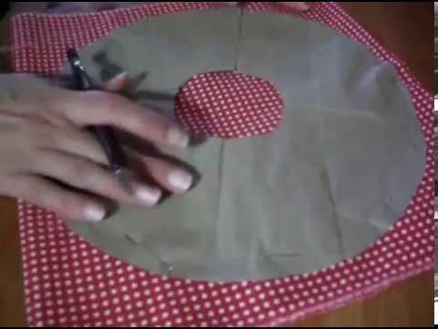 b6a4dd3a4 falda flamenca de urgencia
