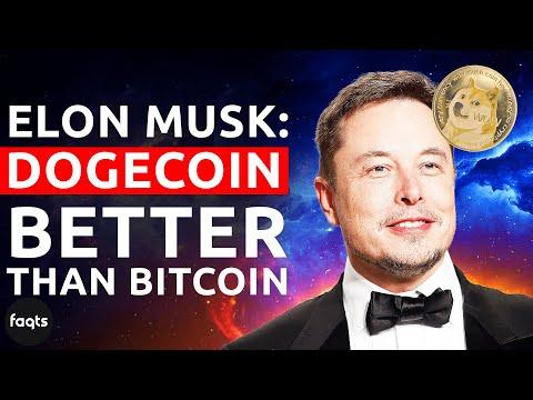 Elon Musk: Dogecoin