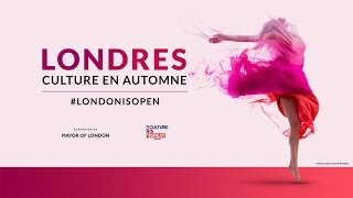 Londres: Culture en Autumne 2016
