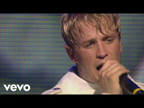 Westlife - What Makes a Man (Live At Wembley '06)