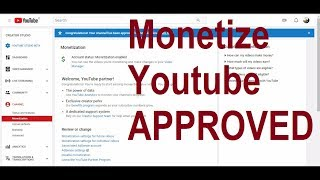 Cara agar chanel under review diterima Monetisasi Youtube - How To Monetize YouTube
