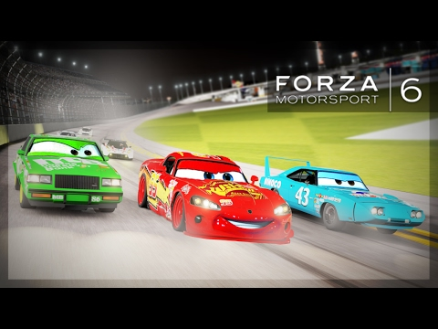 Download Forza 6 - CARS DINOCO 400 RECREATION! (Opening Race) Pictures
