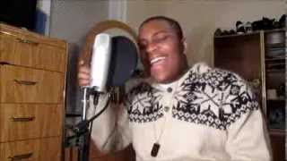 """O Holy Night"" Mariah Carey Cover - Byron Freeman"