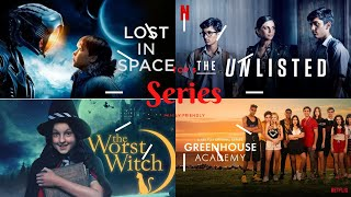Top 5 best family friendly series to watch in 2020