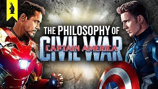The Political Philosophy of Captain America Civil War Wisecrack Edition