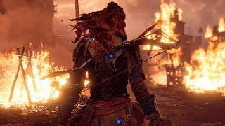 Horizon Zero Dawn New Game Plus FINAL MISSION ON ULTRA HARD (Spoilers)