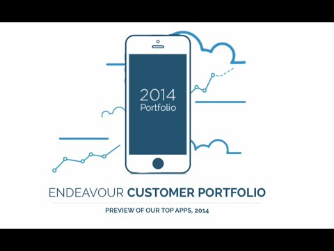 Endeavour Customer Portfolio 2014