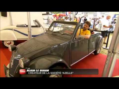 azelle les amoureux de la 2cv youtube. Black Bedroom Furniture Sets. Home Design Ideas