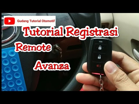 Cara Mematikan Alarm Grand New Avanza Pilih Atau Great Xenia Reset Toyota
