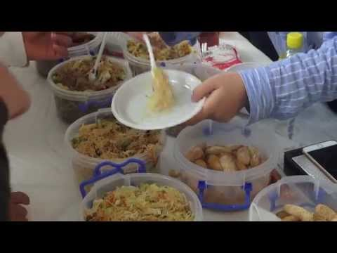 International Day Food Festival - International School of Bucharest
